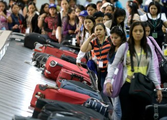"""Philippines prepares to get hit by """"economic bomb"""" in Middle East"""