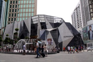 Shopping contributed to 30% of revenue generated for tourism in 2015 - Bukit Bintang pictured captured 20% of that revenue