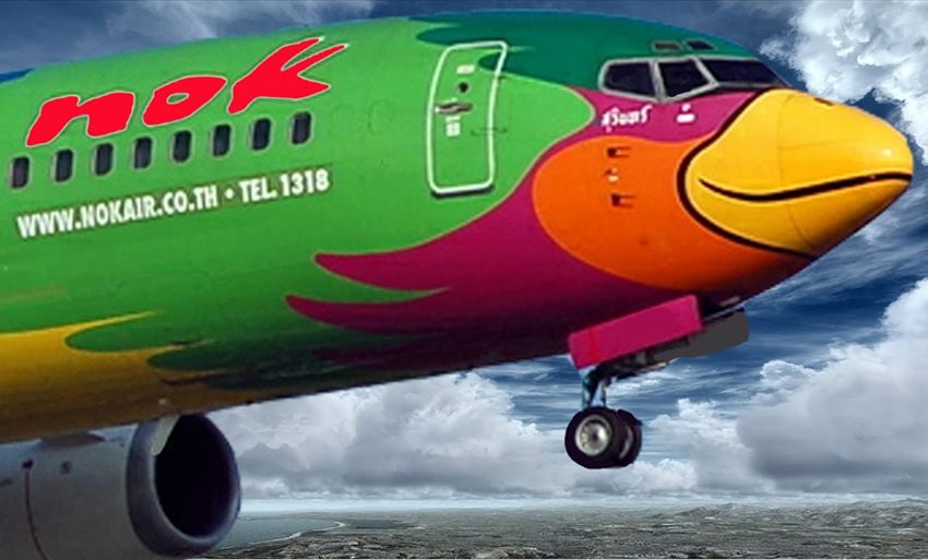Troubles mount as budget airline boom in Thailand tops out