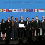 Four ASEAN nations seal TPP deal