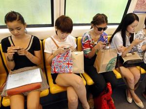 BTS smartphone