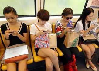 Smartphone-crazy Thailand's growing problem with online junkies