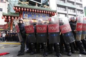 KL polis