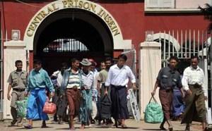 Myanmar prison