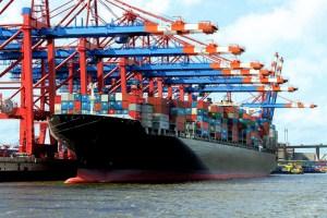 Container ship Thailand