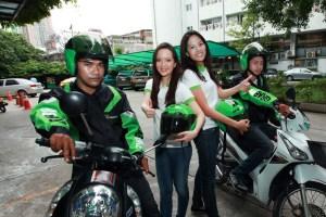 Grabtaxi-Bangkok