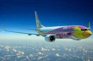 Nok-Air plane