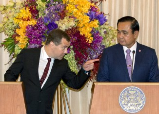 Thailand, Russia to boost bilateral trade to $10 billion