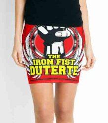 duterte iron fist