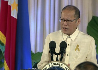 Aquino warns of possible return of martial law in the Philippines