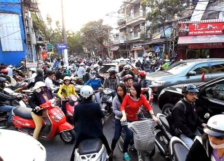 Hanoi's new utopia: No more motorcycles by 2025