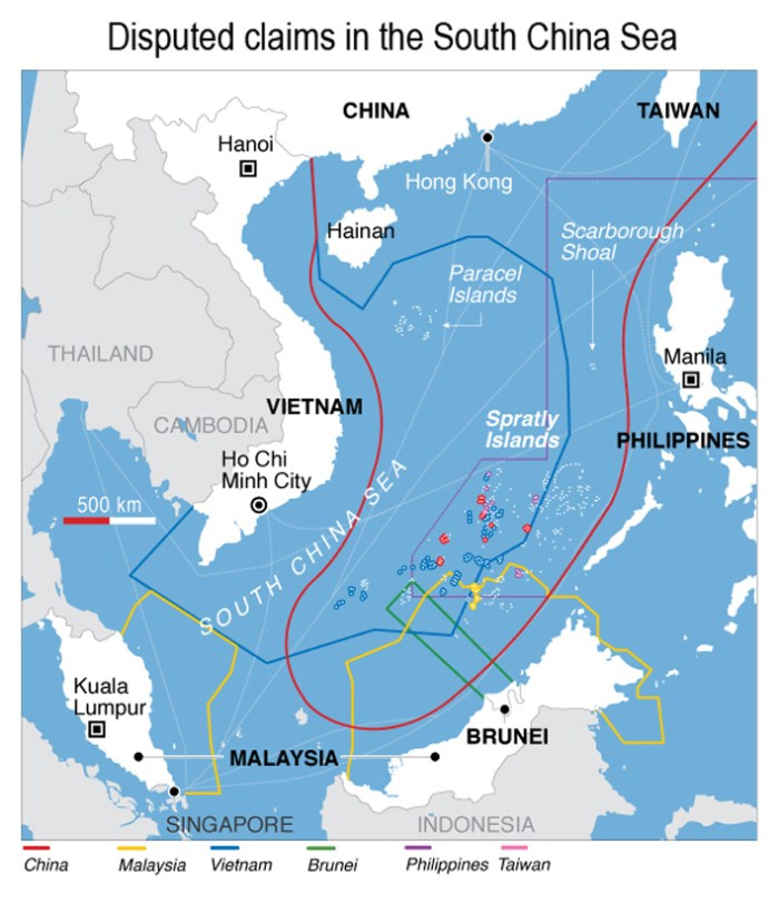 South China Sea_claims_map