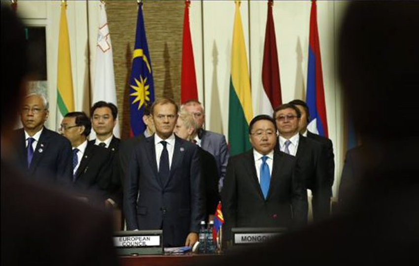 Europe-Asia summit overshadowed by Nice attacks