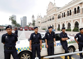 Malaysia PM defends disputed new security laws
