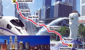Singapore-Kuala Lumpur high-speed railway