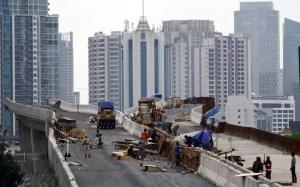jakarta-street-construction