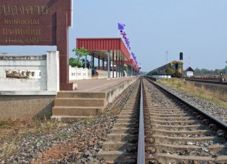 Thailand, China agree on $5.2-billion rail project