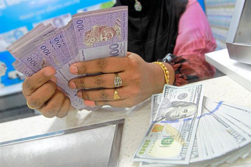 Malaysia's ringgit hit hard amid geopolitical changes
