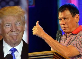 Duterte in US policy U-turn after Trump's election win