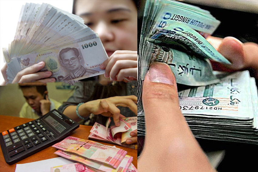 Thailand, Malaysia, Indonesia enter currency pact to counter strong US dollar