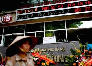 Investors in a bet on Vietnamese stocks
