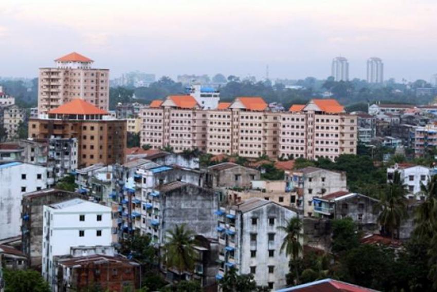 Myanmar housing market cooled down