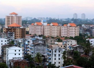 Myanmar housing market cooled down