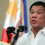 Duterte won't rule out martial law if drug problem remains unresolved