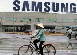 Vietnam receives another multi-billion-dollar investment from Samsung