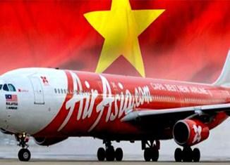 AirAsia enters budget carrier market in Vietnam