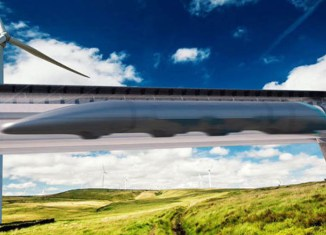 "Indonesia eyed for futuristic ""hyperloop"" transport service"