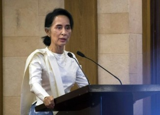Suu Kyi says she's ready to step down if people dissatisfied
