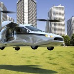 Singapore mulls flying taxis to improve urban mobility