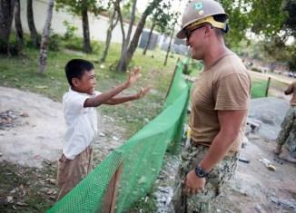 Cambodia kicks out US aid programme