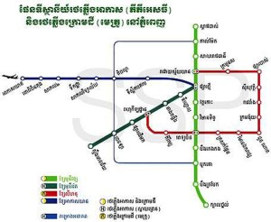 Phnom Penh to get first skytrain system