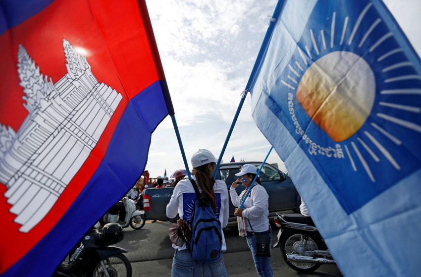 Cambodia's communal polls testing the waters for 2018 election