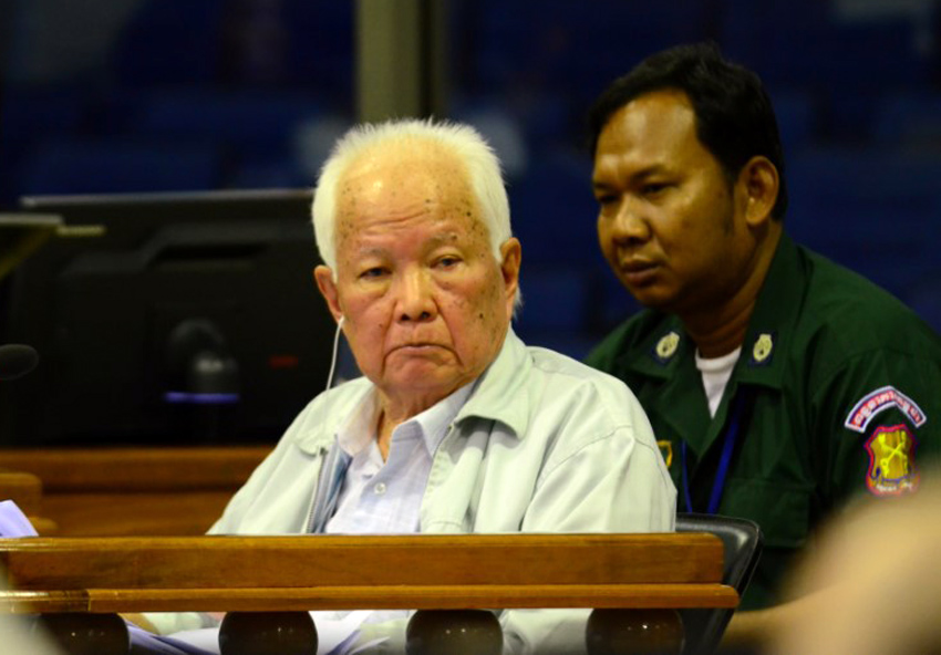 Genocide? What genocide? Ex-Khmer Rouge leader in denial