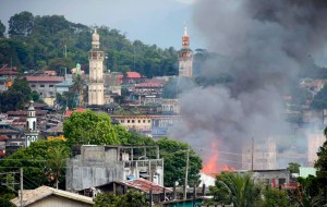 Thai army's offer to help Philippines against IS sparks criticism