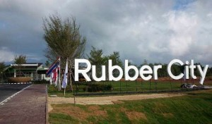 Thailand to open Rubber City in early 2018