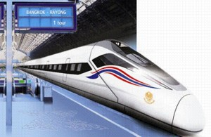 Thailand gives nod to new .5b high-speed railway connecting with China