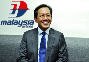 Malaysia Airlines gets homegrown CEO, the fourth in three years
