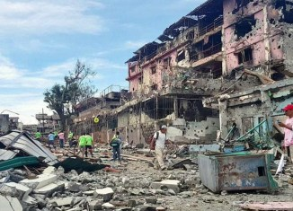 War's over, Marawi to be rebuilt for close to $100 million
