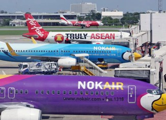 Thai aviation safety upgrade to boost air traffic