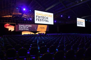 """Singapore's central bank chief thinks of fintech as """"another hype"""""""
