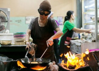 Bangkok street food vendor gets Michelin star