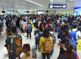 OFW ban sours Kuwait-Philippines relations as hundreds flee their employers