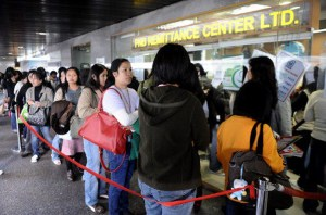 Philippines eyes new, cheaper cash remittance channel for OFWs