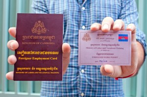 Foreigners working in Cambodia without permit face fine, jail and deportation