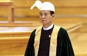 Myanmar's new president makes a lot of promises