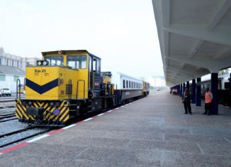 New Phnom Penh airport rail link opens